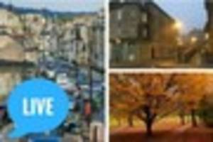 Bath LIVE: Latest traffic, weather and crime news on Friday...