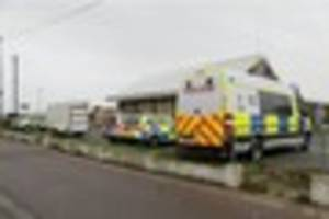 essex police trigger jaywick, mistley and west mersea evacuations