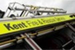 fire crews called as tree crashes down on top of bus near...