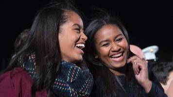the bush sisters wrote this touching letter to sasha and malia obama
