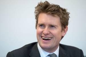 mp tristram hunt is stepping down saying he is 'frustrated' with labour
