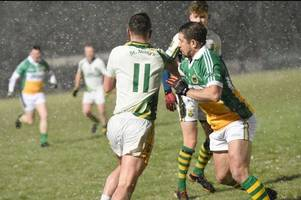 Shane Williams battles blizzard conditions as he produces 'magical' Gaelic Football debut