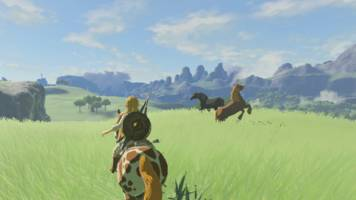 Watch 17 minutes of The Legend of Zelda: Breath of the Wild gameplay on the Nintendo Switch