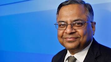 natarajan chandrasekaran: who is new tata group chairman?