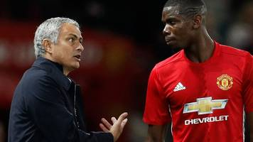 Paul Pogba says Manchester United manager Jose Mourinho has 'let him free'