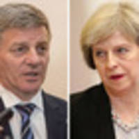 Claire Trevett: Bill English quick to get onside with Theresa May