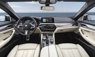2017 BMW 5 Series Wins EyesOnDesign Award For User Experience