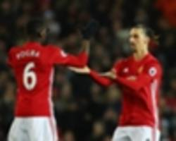 'we have this connection' - pogba hails ibrahimovic partnership