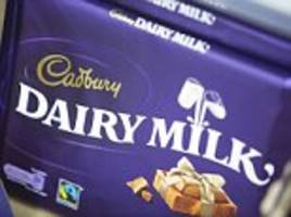 choc horror! favourite dairy milk bars are being made in poland: cadbury's american owner breaks a key promise to continue production in bournville