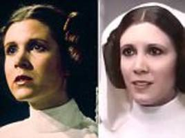 disney is not digitally re-creating carrie fisher in future star wars films