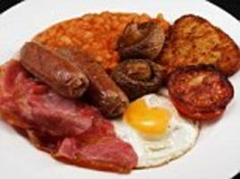 Enjoy your full English - but DON'T have another: How eating two fatty breakfasts in a row can increase your heart disease risk