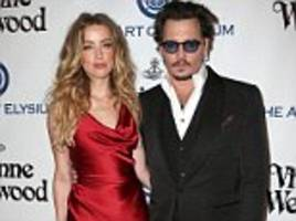 He gets the cars and she gets the dogs! Johnny Depp and Amber Heard divide up their assets as their divorce is finalised