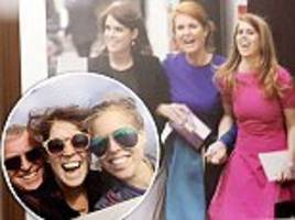 Prince Andrew and ex-wife Sarah Ferguson send out unusual thank you cards over Christmas
