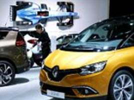 renault faces diesel 'cheat' probe as it becomes latest car maker to be investigated