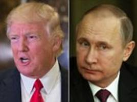 Trump may lift restrictions Obama placed against Russia if Putin helps battle terrorism
