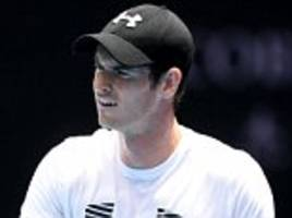andy murray rues lta chief michael downey's resignation fearing it may mean upheaval for british tennis