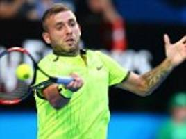 Dan Evans loses out to Gilles Muller in Sydney International final but Briton poised to reach No 51 in rankings