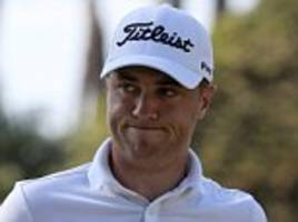 justin thomas makes pga tour history again with lowest 36-hole total at halfway point of sony open in hawaii
