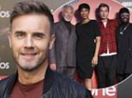 The Voice forced to pay Gary Barlow royalties for using his music