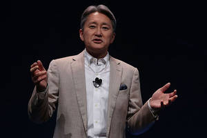 Can Kazuo Hirai Rebuild Sony's Bench After Michael Lynton Exit?