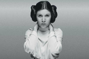 lucasfilm shoots down princess leia digital re-creation reports