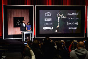 Oscars Drop the Live Event, Go Online for New-Look Nominations Announcement