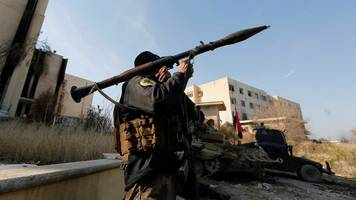 Iraqi forces 'retake Mosul University' from ISIL
