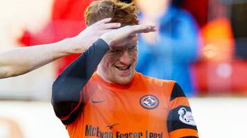 Dundee United 3-3 Queen of the South