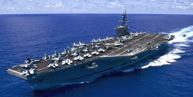 US Deploys Third Carrier Group In Asia To Boost Naval Air Forces In Disputed South China Sea