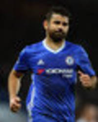 EXCLUSIVE: Chelsea players urging Diego Costa to turn down £30m-a-year China offer