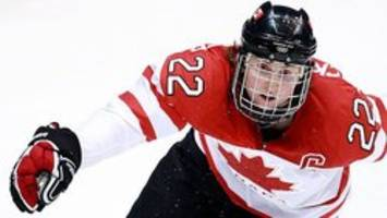 wickenheiser: retirement like funeral and graduation