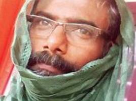 kerala writer kamal chavara decides to burn his novel after he was charged with sedition for 'mocking' the national anthem