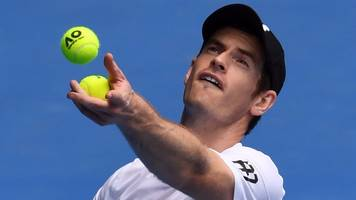 Australian Open: Andy Murray spurred on by world number one status