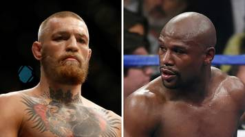 Floyd Mayweather v Conor McGregor: UFC boss White offers pair $25m each to fight