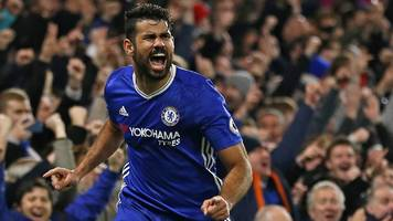 Leicester 0-3 Chelsea: Antonio Conte 'knows nothing' about Diego Costa bid