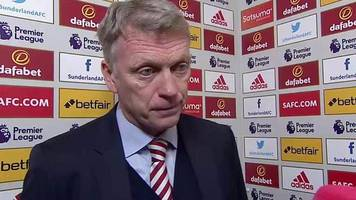 sunderland 1-3 stoke: players must take responsibility not to make mistakes - david moyes