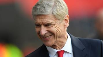 Swansea 0-4 Arsenal: Gunners dominated second half - Wenger