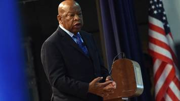 Politicians Fire Back At Trump In Defense Of Rep. John Lewis