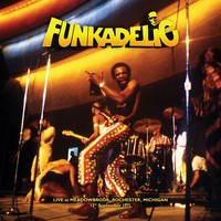 funkadelic: live - meadowbrook, rochester, michigan - 12th september 1971