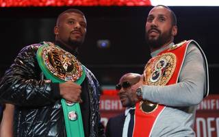 British boxer James DeGale set for big payday  in New York
