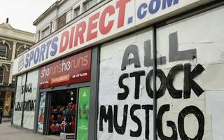 Sports Direct won't wait any longer and controversially appoints law firm