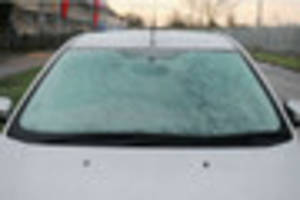 Bristol weather: Icy driving conditions as Met Office issues...