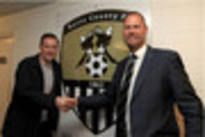 Notts County v Mansfield Town LIVE