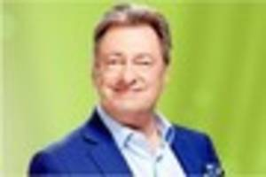 Alan Titchmarsh is on the hunt for a North Devon home to...