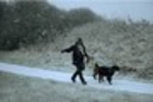 yellow warning of snow and ice for grimsby area as harsh weather...