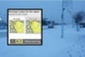 You'll never believe this... There's more snow forecast for...