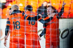 Dundee United 3 Queen of the South 3 as Simon Murray grabs last-gasp leveller for the Terrors - 3 things we learned
