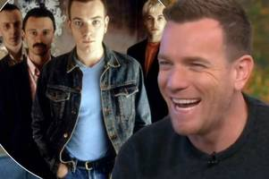 Ewan McGregor worried he wasn't 'Scottish enough' for role in Trainspotting sequel