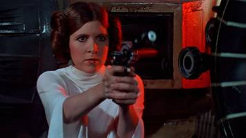 lucasfilm: 'no plans' to digitally recreate carrie fisher in star wars