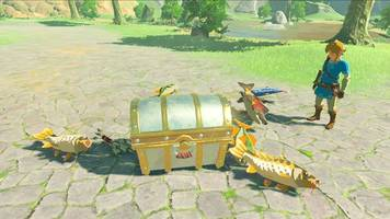 The Legend of Zelda: Breath of the Wild takes up almost half of the Switch's storage